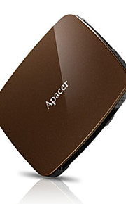 Apacer AM530 USB 3.0 Card Reader MicroSDHC SDHC CompactFlash Memory Stick Micro