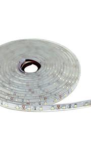 עמיד למים (IP68) 5M 24W 1500-3000lm 300x3528smd מנורת אור לבנה הובילה רצועה (12V DC)