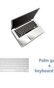 scheggia palmguard sottile e solido TPU flim colori tastiera per macbook retina 15,4 pollici (colori assortiti)