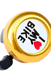 WEST BIKING® Bicycle Bell Cycling Alarm Ring MTB Horn Mini Love Ring Bell Durable Cycling Accessories