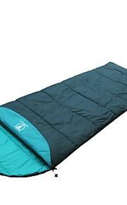 Sleeping Bag Rectangular Bag Single +5°C~+15°C Cotton 190+30cmX75cm Camping / Beach / Traveling / Outdoor / IndoorWaterproof /