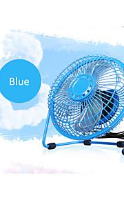 bedste usb bærbare 4 tommer fan med stronge vind, muting usb mini flexiable fan til laptop