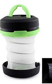 Lanternas e Luzes de Tenda ( Tamanho Pequeno ) - Para Campismo / Escursão / Espeleologismo - LED 3 Modo N/A Lumens AA LED Bateria