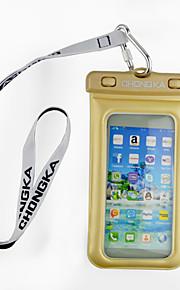 2015 telefoon waterdichte behuizing voor Samsung Galaxy