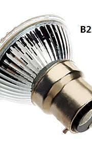b22 / E27 5W 81-ledede 400-450lm varm / naturlig hvitt lys LED spot pære (85-265v)