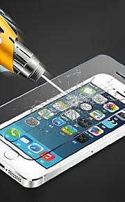 anti-rayures ultra-mince trempé protecteur d'écran de verre pour l'iphone 5 / 5s / 5c