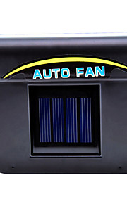 Solar Powered Car Air Vent Cooling Fan
