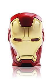undre The Avengers iron man hoved 16gb USB2.0 flashdrev