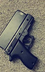 Pistol Design ABS Back Case for iPhone 6