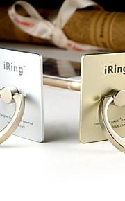 Iring kicstand d'oro e d'argento del metallo per Samsung (colori casuali)