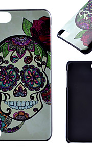 Skull Pattern Frosted PC Material Phone Casefor iPod Touch 5