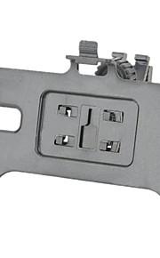 mini sorriso ™ 360 gradi di rotazione titolare moto con supporto per Samsung Galaxy Note 3 / N9000 / n9002 / n9005 / n9006