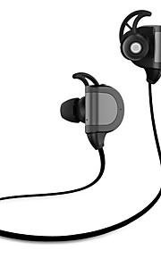 generische In-Ear-Stereo-Sport / Übung bluetooth v4.1 Kopfhörer - schwarz / weiß