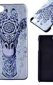 Giraffe Pattern Frosted PC Material Phone Casefor iPod Touch 5