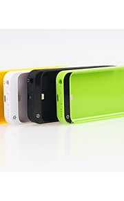 4200mAh External Portable Backup Battery Case for iPhone5C iPhone5 iPhone5s(Assorted Colors)