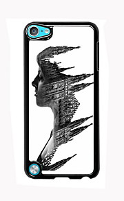 Castle in the Face Design Aluminum High Quality Case for iPod Touch 5