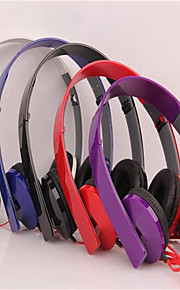 Stylish On-Ear Headphone for iPhone 6/6 Plus/5S/5/4S/4