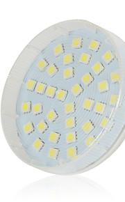 lexing GX53 5W 36x5050smd 300-400lm varmhvit / kaldhvit / naturhvit ledet kabinett lampe (220 ~ 240v)