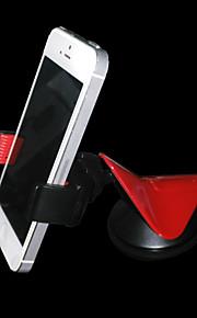 ROCS Universal 360 angle Rotating free Silicon pad mobile phone Holder
