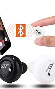 Mini Bluetooth 3.0 in-ear øretelefon hovedtelefoner headset med mikrofon til iPhone og Samsung og andre (assorterede farver)