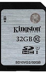original kingston 32gb klasse 10 SDHC SD memory card UHS-1 30 MB / s sd10v / 32gb