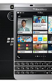 cristal nillkin película del protector de pantalla anti-huella digital clara para la edición de plata de Blackberry Passport