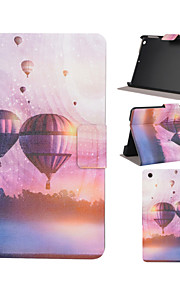 Hot air Balloon Pattern PU Leather Full Body Case with Stand Slot for iPad mini/iPad mini 2/iPad mini 3