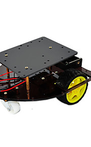New, Smart Car Chassis, Spit Two Drive Vehicle