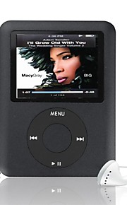"MP3 4G/8G/16G 1.8"" LCD Media Video Game Movie Radio FM 3th Generation MP3 Player"