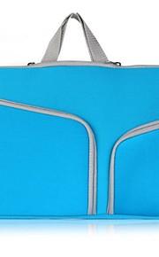 """11.6 """"13.3"""" 15.4 """"Doppeltasche mit Reissverschluss Laptop-Tasche für MacBook und andere"""