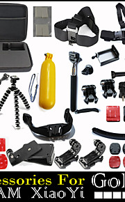 Gopro Accessories Mount / Straps / Bags/Case / Anti-Fog Inserts / Adhesive / Accessory Kit ForGopro Hero 2 / Gopro Hero 3 / Gopro Hero 3+