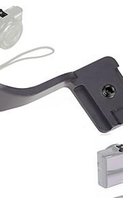 câmera sapata alça de dedo para canon Leica Panasonic samsung sony fuji Olympus