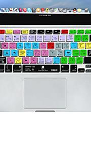 copertura della pelle della tastiera del silicone xskn postumi per MacBook Pro retina aria 13 '' 15 '' 17 versione '' eu noi