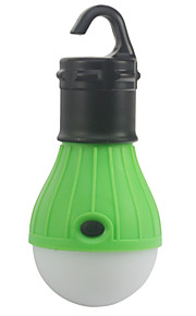 Belysning Lanterner & Telt Lamper LED 10 Lumen 1 Tilstand - AAA Nødsituation Camping/Vandring/Grotte Udforskning Udendørs Plastik