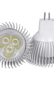 hry® 3w MR16 350lm 따뜻한 / 차가운 백색 빛이 스포트 라이트를 주도 (12V)
