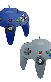 # - N64 - Manettes - PS/2 - Nintendo Wii - Manette de jeu - Nintendo Wii - en Métal / ABS