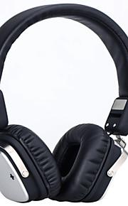 högkvalitativ trådlös Bluetooth hörlurar stereo sport hörlurar med mikrofon med för iphone 6plus