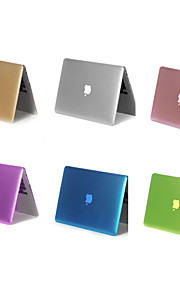 맥북 프로 13.3 /15.4inch에 대한 단색 접이식 하드 풀 바디 케이스 (모듬 색상)