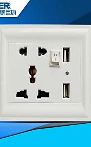 usb opladen socket goed (whit kader j7k)