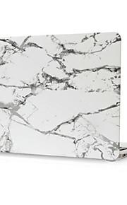 맥북 프로 13.3 인치 고품질의 최신 대리석 패턴 플립 전신 케이스