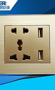 USB зарядка Socet хорошо (алюминий волочения проволоки L6)
