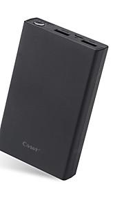 cager® strömbank b20-5 12500mah bärbar laddare externt batteri strömbank snabbladdning för mobiltelefoner