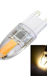 marsing® G9 с регулируемой яркостью 3W 300lm силикона 3500k / 6500k 1x1505 привело теплый / холодный белый свет лампы лампы (AC220-240V)