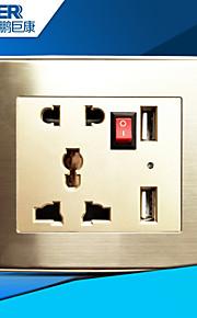 Гнездо зарядки USB и (b6k нержавеющая сталь)