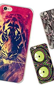 maycari®quiet Abend tpu zurück Fall für iPhone 6 / iphone 6s (verschiedene Farben)