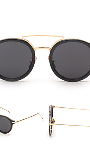 Solbriller kvinder's Moderne / Mode Trekkingbriller Sølv / Guld Solbriller Full-Rim