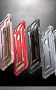 diamond serien metall flerfarget aldri falme anti-frostet beskyttende skall for iPhone 6plus / 6splus (assorterte farger)