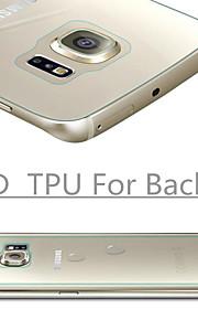 3d copertura completa ad alta definizione tpu evitare graffi protezione dello schermo per Samsung Galaxy S6 bordo più (di nuovo)