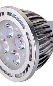 5 pcs GU5.3(MR16) 6 W 4 SMD 540 LM Warm White / Cool White MR16 Decorative Spot Lights AC 85-265 / AC 12 V