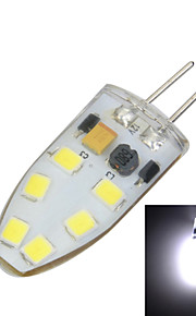 1 stk. N/A G4 3W 12 SMD 2835 100-200 lm Varm hvit / Kjølig hvit Innfelt retropassform Dimbar LED-lamper med G-sokkel DC 12 / AC 12 V